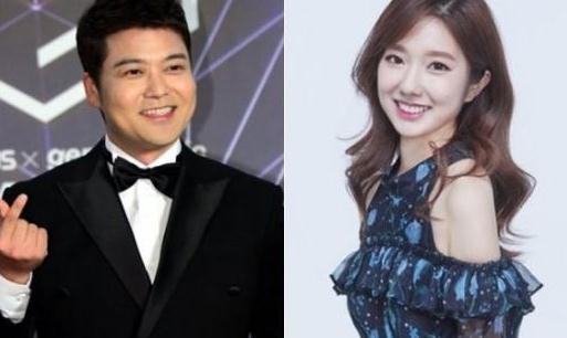 全炫茂12日被曝与KBS主持人李慧星热恋中,韩惠珍姐姐怎么办?