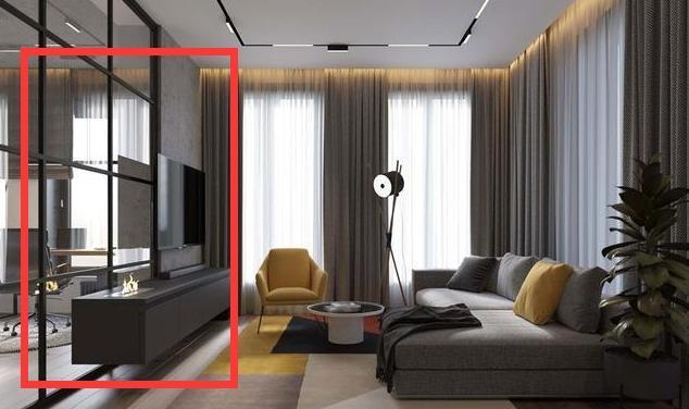 小户型装修,巧用玻璃当阻隔,不仅美观还如此宽敞,空间不浪费