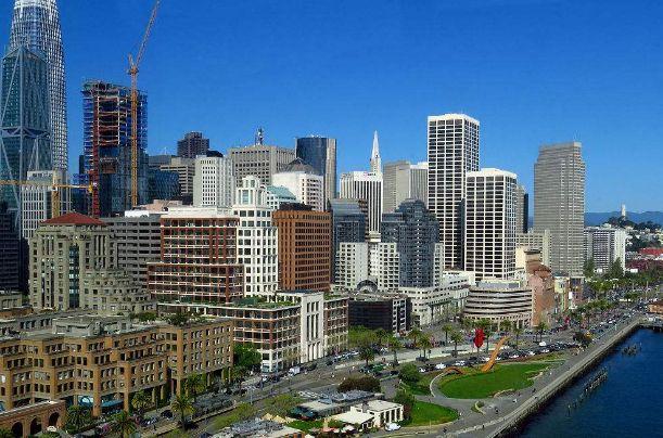 旧金山——最愉悦充实的体验,感受到最能代表旧金山的特色!