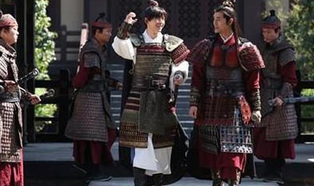 琅琊榜:靖王从小替他背黑锅,长大后要债来了,出来混总是要还的