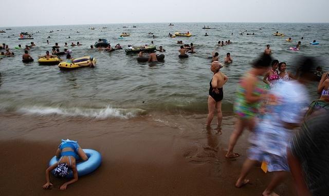 想海滩烧烤、日光浴,尽情疯狂放肆嗨?就来秦皇岛北戴河吧!