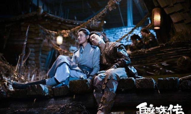 《鲛珠传》:王大陆做了什么让王俊凯被捂住双眼?