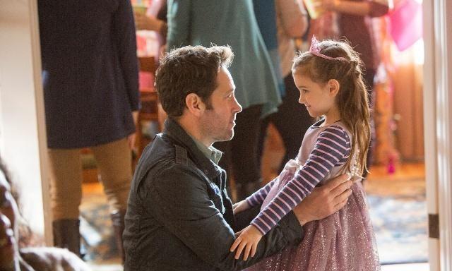 复联4里蚁人女儿换演员,可惜等不到那个惊艳的小女孩长大了