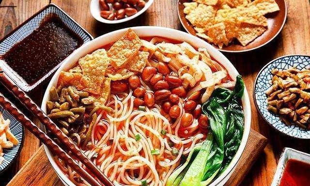 """中国""""最美味""""的几种米粉,口感筋道味道佳,吃完一碗根本不过瘾"""