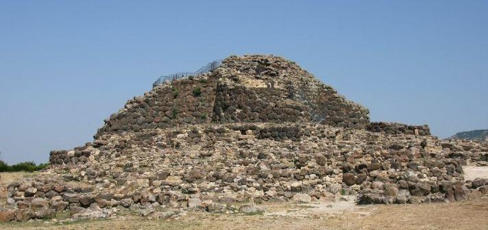 巴鲁米尼的努拉格:意大利青铜器时代一种特殊类型的防御建筑!
