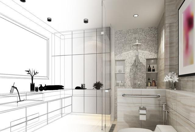 浴室防水这样做,不怕漏水的问题。