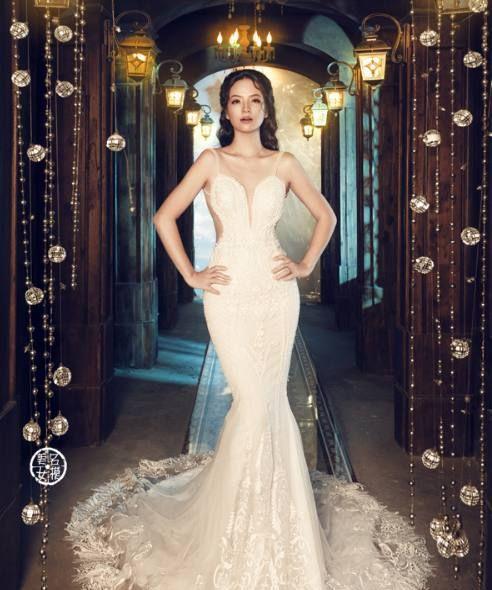 聚光灯下:女生一生只有一次的婚礼,这是你喜欢的婚纱吗?