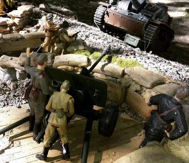 80后广东女生造虎式坦克,年销80万辆,美国人出10万也不卖