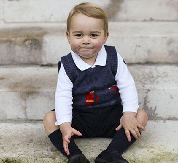 盘点小王子的萌表情,张张表情包,网友:未来国王有当演员的潜质