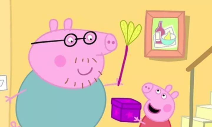 猪爸爸的示范:完美爸爸形象,需要具备这些特点