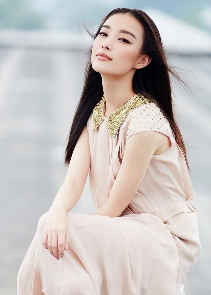 """明星倪妮娱乐圈偶像演员,演技扎实,被誉为新""""四小花旦""""之一"""