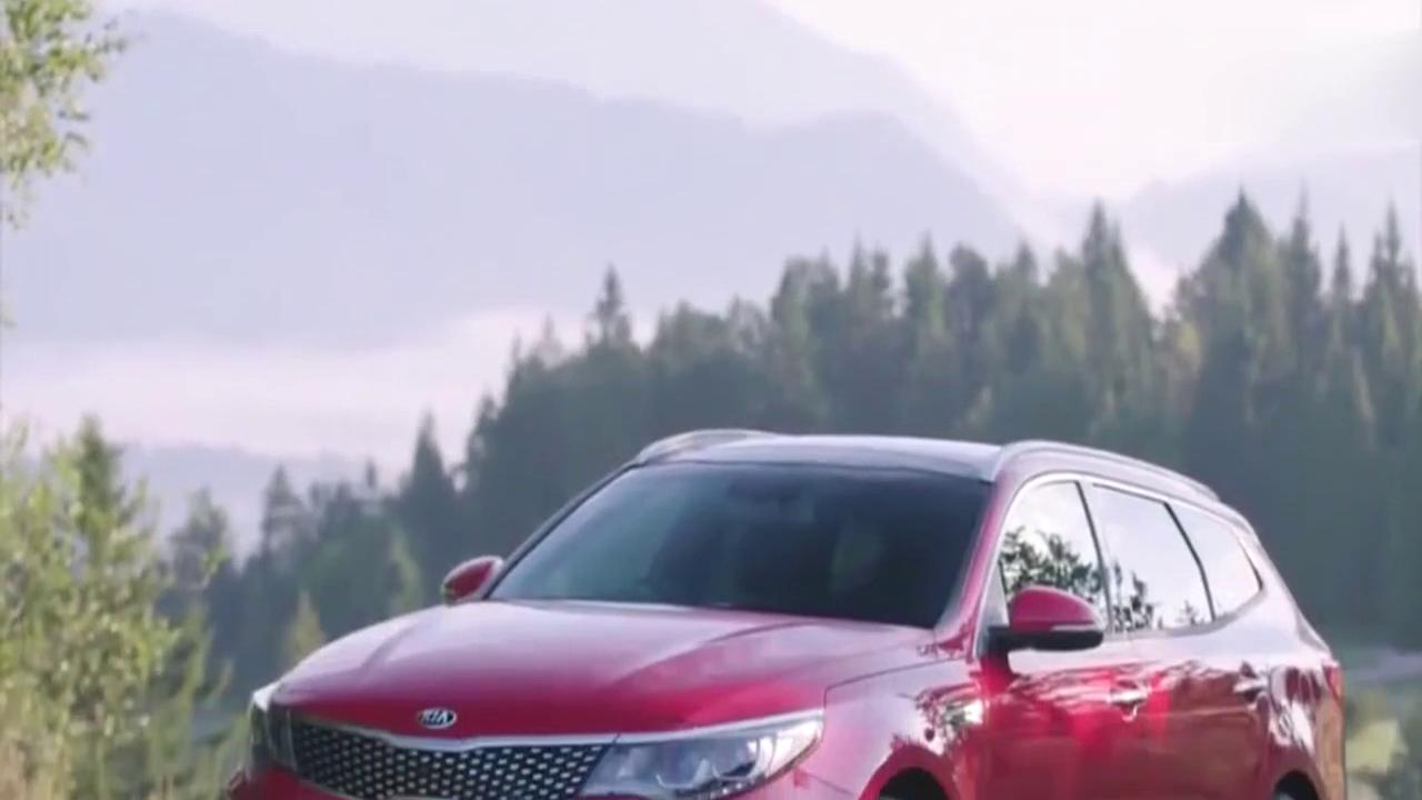 视频:颜值爆表17款起亚K5运动旅行版 - 设计及驾驶展示!