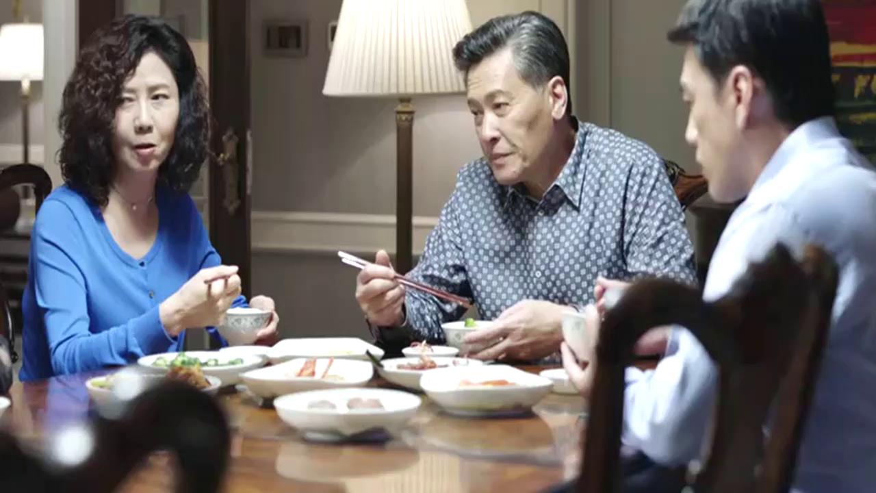 《好先生》:饭桌上兄妹互相掐架,浩坤厉言以示警告!