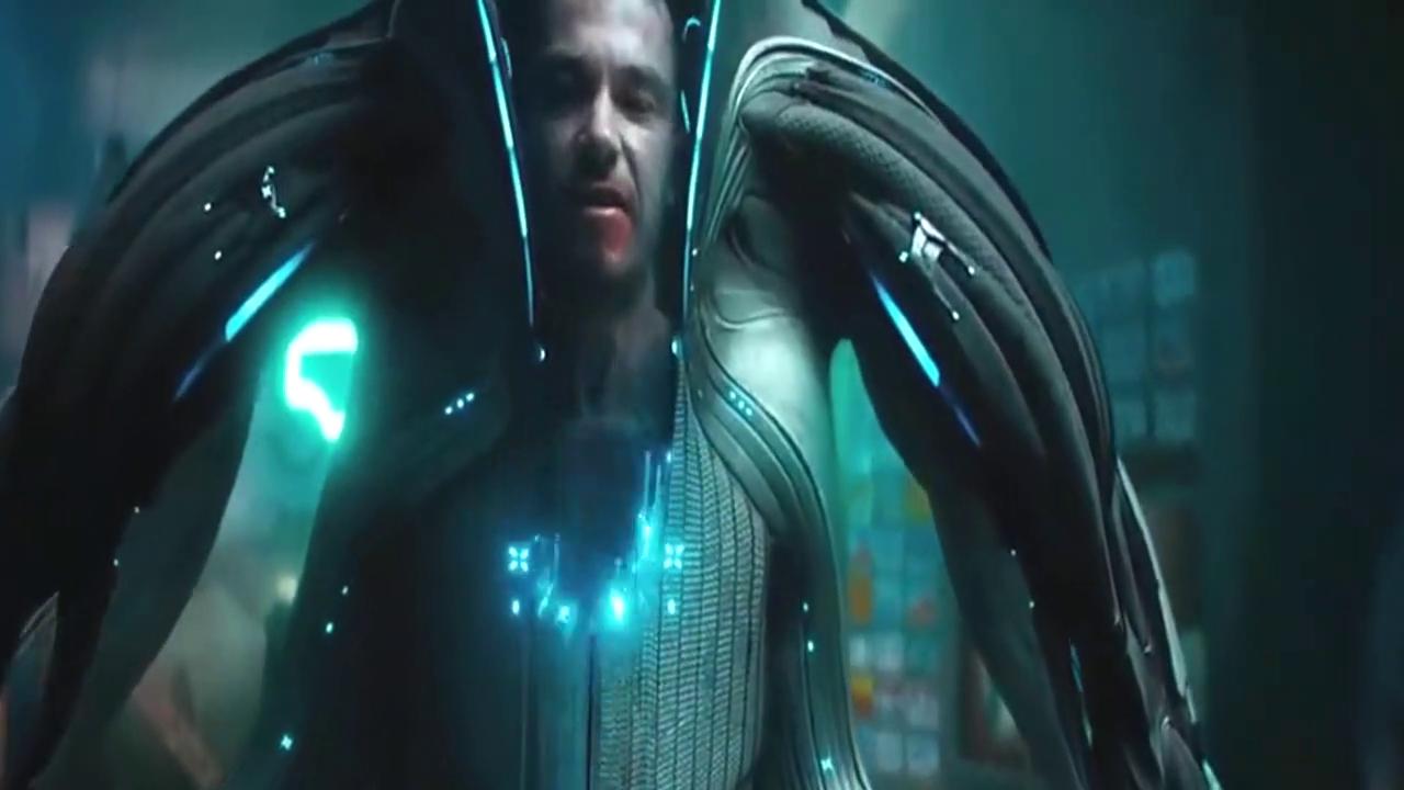 战斗民族的外星人科幻电影片段,不比好莱坞的差
