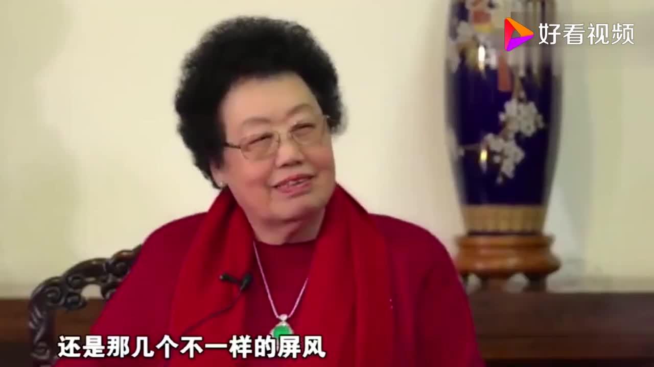 女首富陈丽华的身世不一般原来竟是满族勋贵叶赫那拉氏后裔