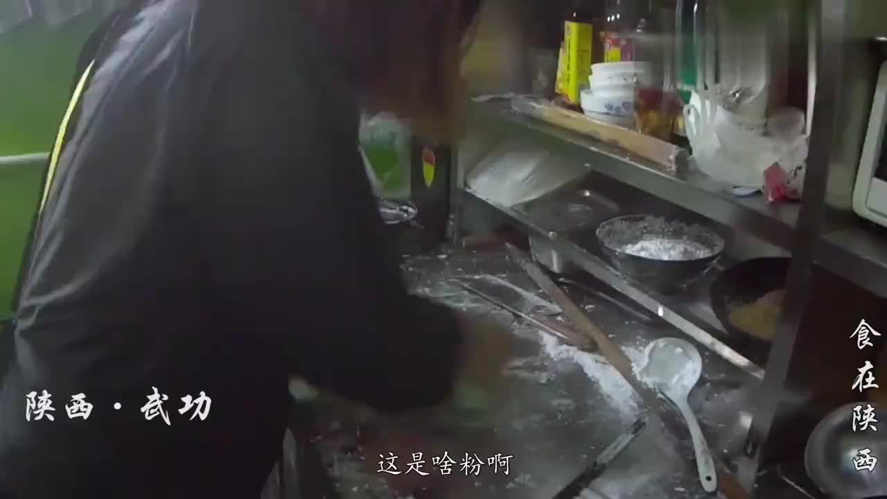 陕西武功90后单身妈妈辞职创业做手打粉鲜辣爽口食客们都说好