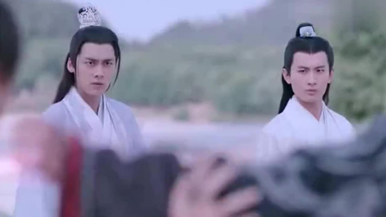 青云志看到救碧瑶的灵石被拿走李易峰终于出绝招了