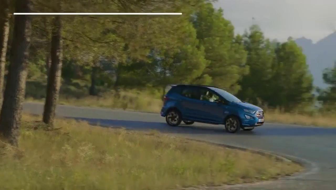 视频:2018款福特翼搏 vs 大众T-Roc vs 马自达CX-3