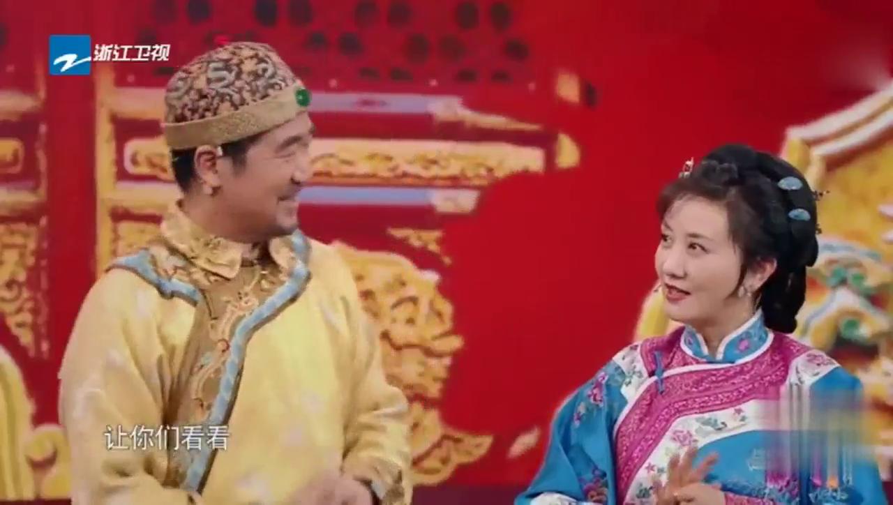 张国立为邓婕准备婚礼,圆邓老师的婚纱梦,太甜了!