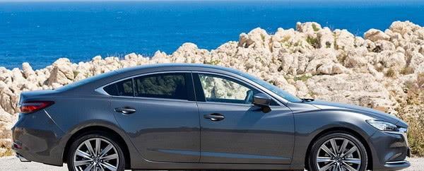 售价17.58万元起 一汽·马自达全新阿特兹已上市