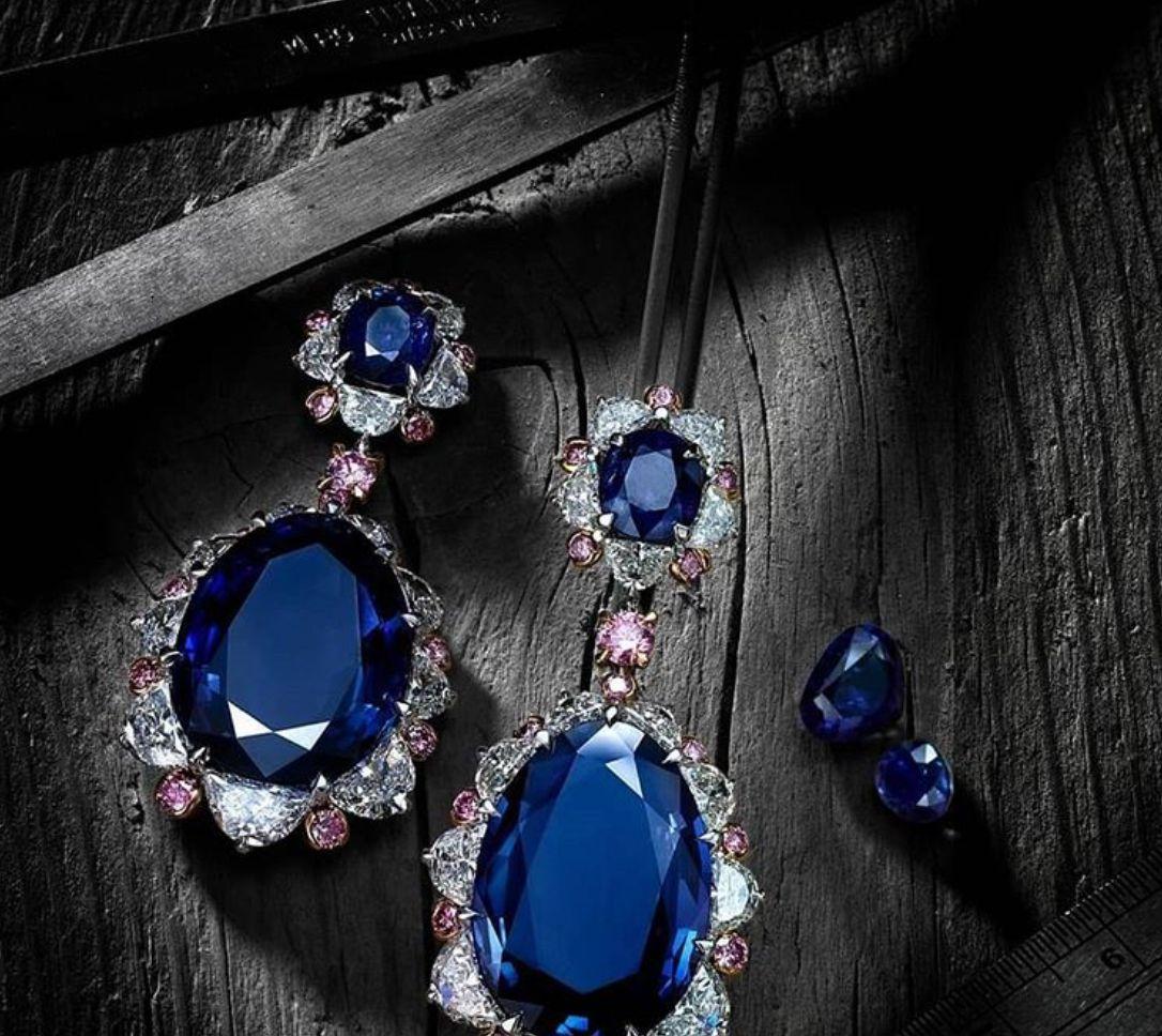 浓妆艳抹总相宜,欧洲奢华珠宝鉴赏之三十一