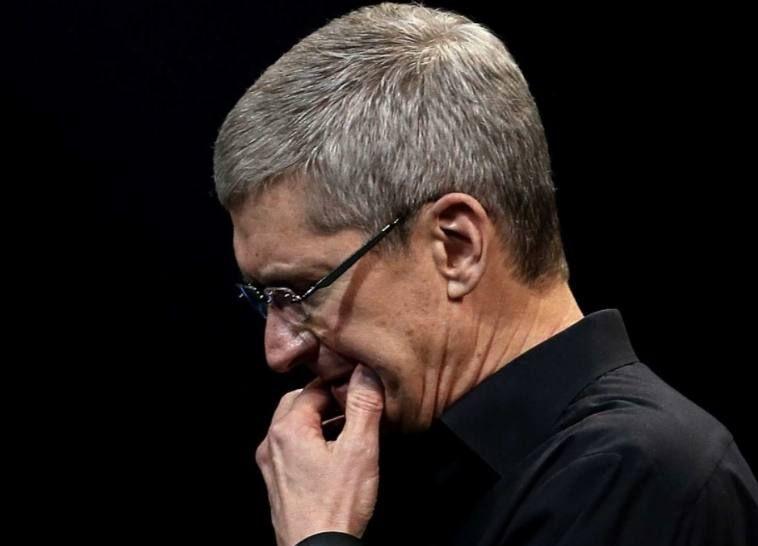 降频门惹怒果粉,苹果面临9000亿美元天价赔偿!库克哭了
