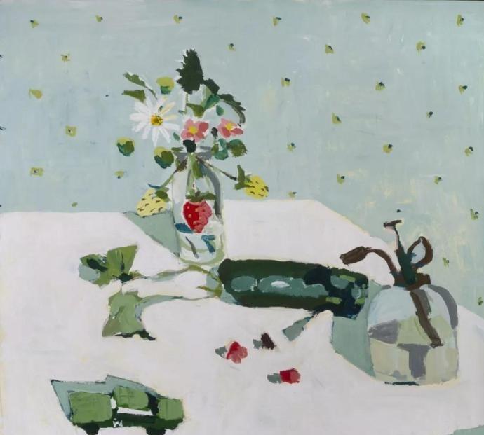 充满趣味性的绘画,来自澳大利亚艺术家Zoe Young作品欣赏