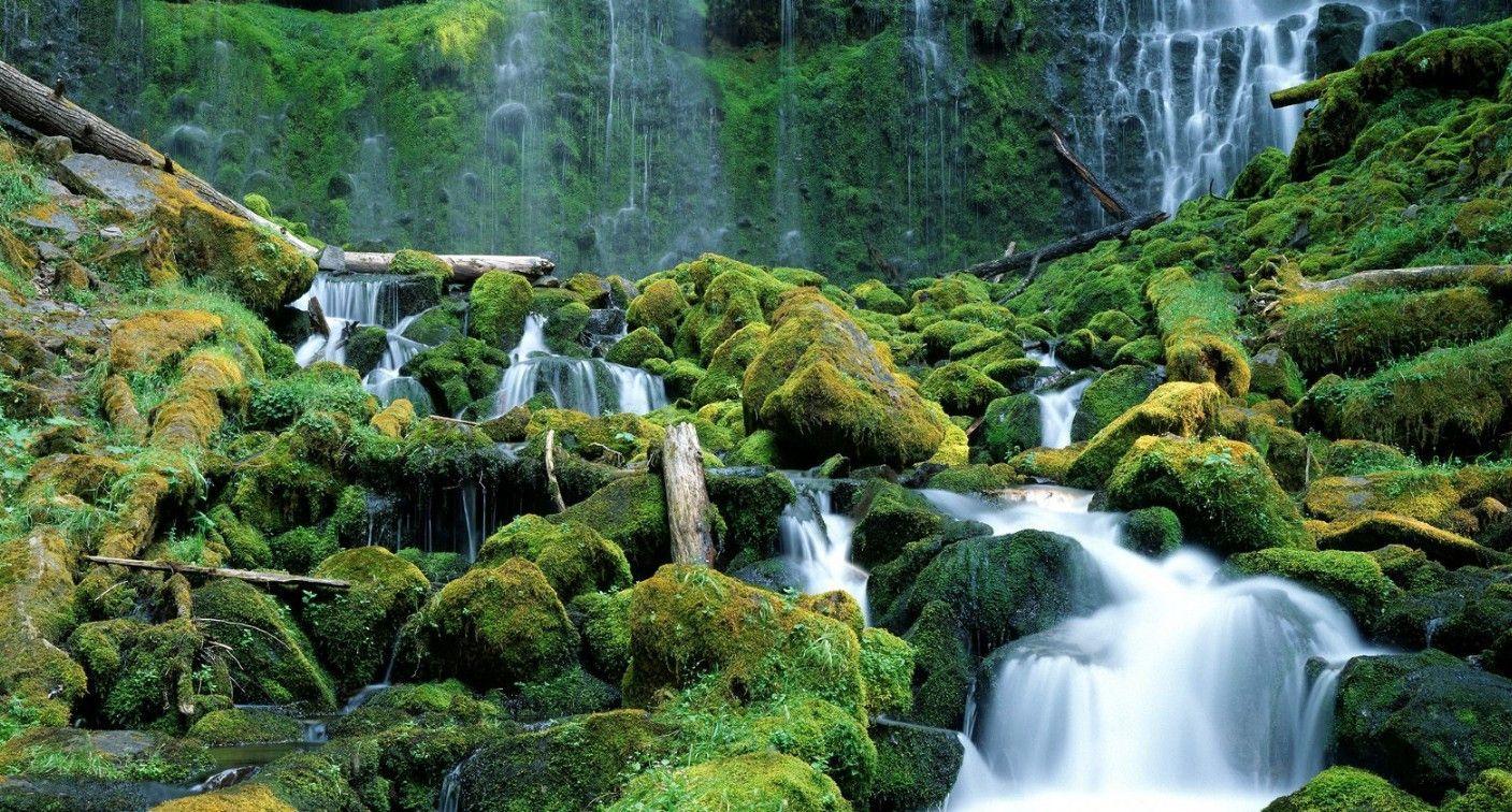 黄果树瀑布的景色,美妙绝伦,让人向往憧憬