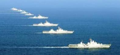 9艘新战舰海上列阵,越南海军实力静静如何?这才是真实状况