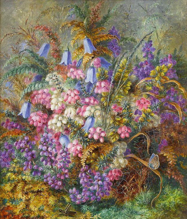 他是画风精细的古典绘画大师:Lucas Albert Durer(1828-1918)