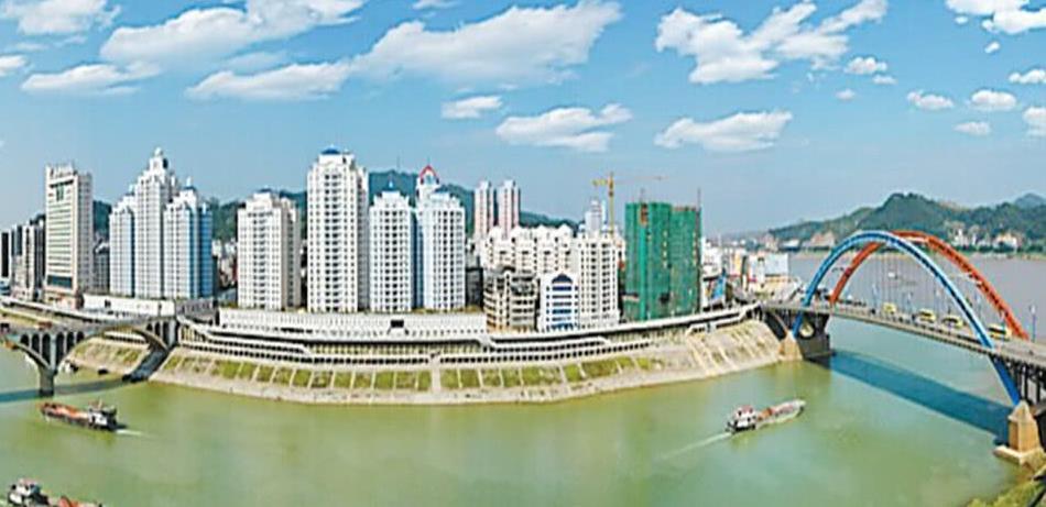 """广西""""最失败""""城市:曾比南宁柳州还富裕,如今却在四线中徘徊"""