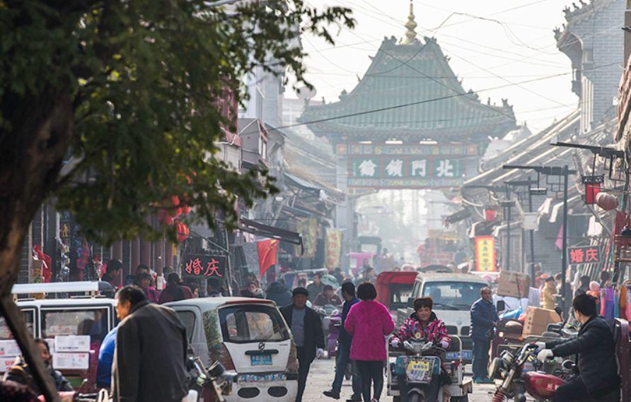 """豫北有条商业街,保留很多明清建筑,商贾云集,留住城市""""乡愁"""""""