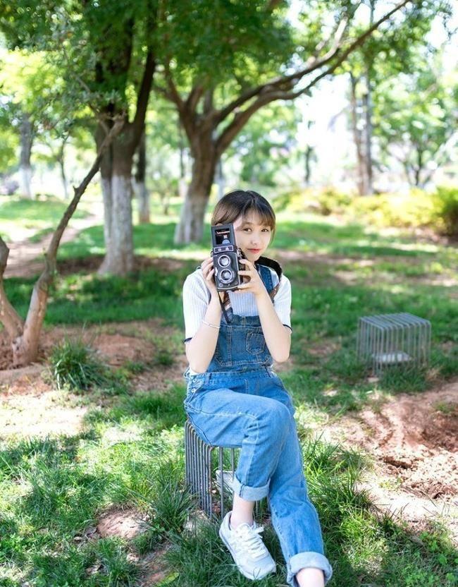 少女人像摄影:我爱你,请做我一生的唯一