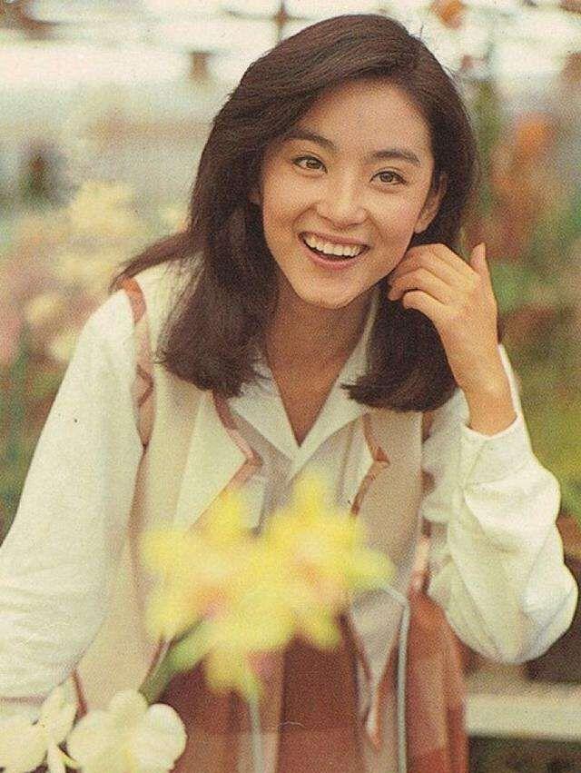 东南亚第一美女—林青霞