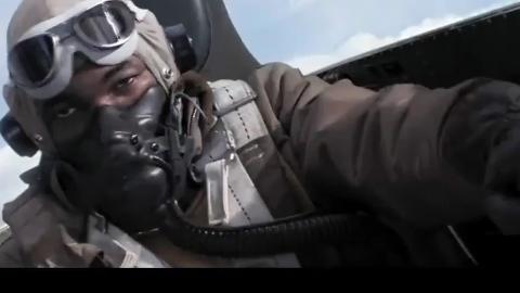 二战时期的疯狂空战,德国这飞机太牛了!