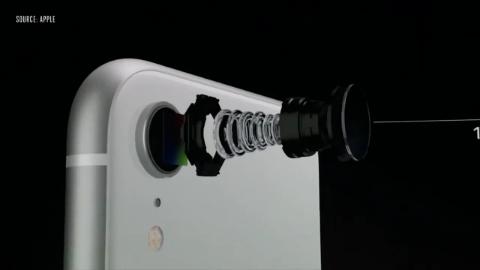 iPhone XR升级版或配双摄像头:价格更便宜