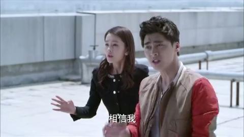 千金归来:赵毅被丁佳慧骗了钱和感情,要自尽时,林皓及时救了他