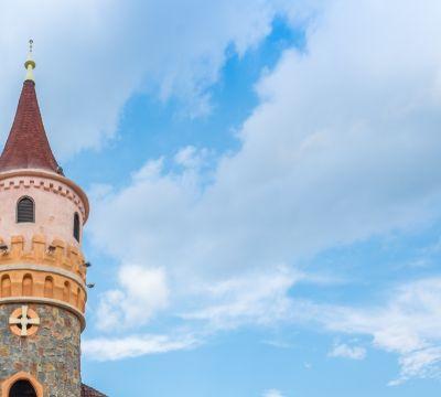 距离贵阳1小时,花80亿元建了一个瑞士小镇