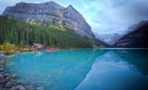 加拿大落基山脉·班夫国家公园