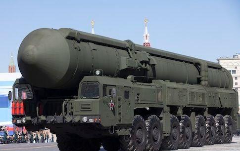 """屹立高加索的""""白杨"""":当今世界上的先进弹道导弹之一"""