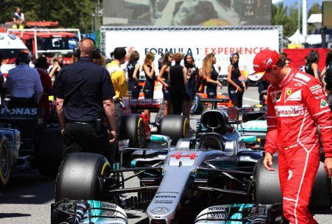 梅赛德斯车队经典中的经典,伟大车手辈出的F1,精彩无比