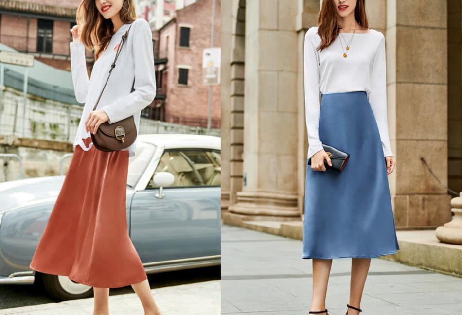 让自己变得优雅有女人味!这几条时尚半身裙,让你美翻整个春天!