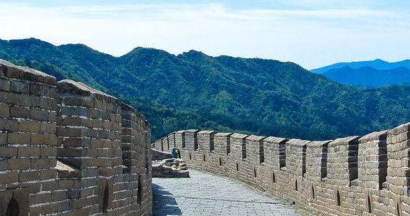 万里长城,中国古代的伟大建筑,古人的智慧真是太伟大了