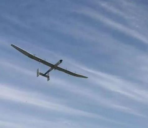 前方高能!20m翼展太阳能验证机成功完成自主飞行