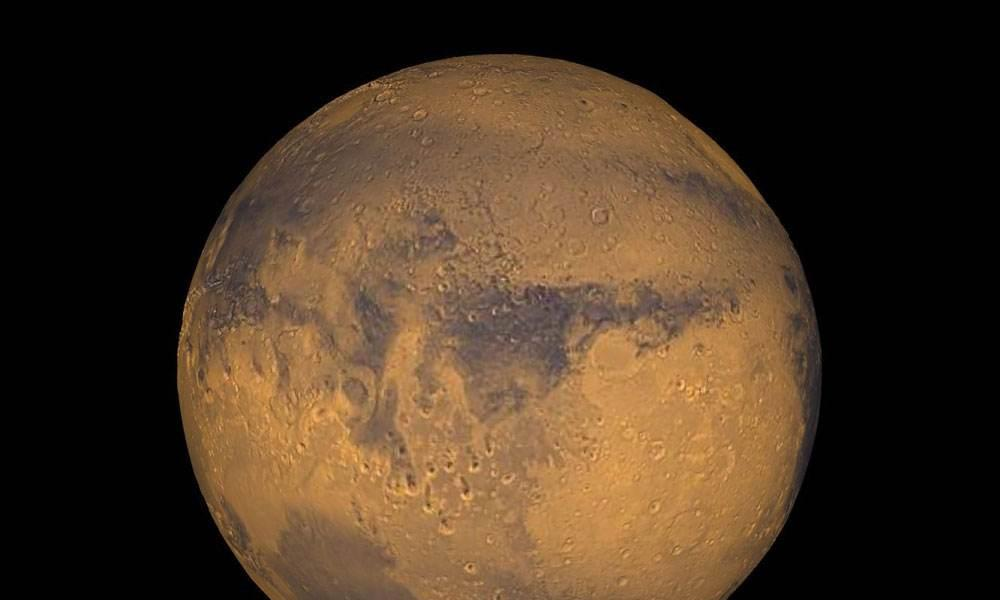 火星曾经有水源和大气层,却因一种物质,变成了极为干旱之地