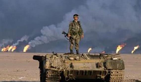 一场11分半结束的战争,警醒了全世界,比海湾战争更让人震惊