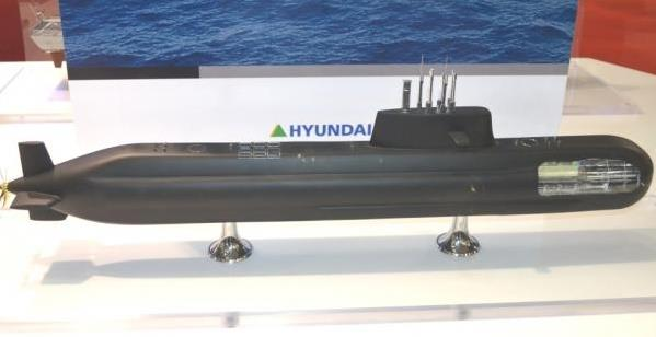 媲美日本苍龙级!韩国悄悄造AIP潜艇,为将来的核动力潜艇做准备