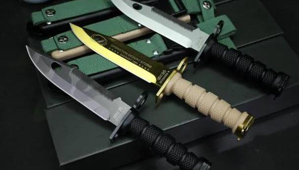 国之利刃—95式多用途刺刀