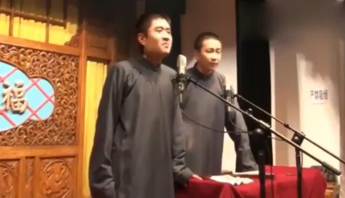 相声小品苗阜声称王声就是陕西生殖大学毕业的学生