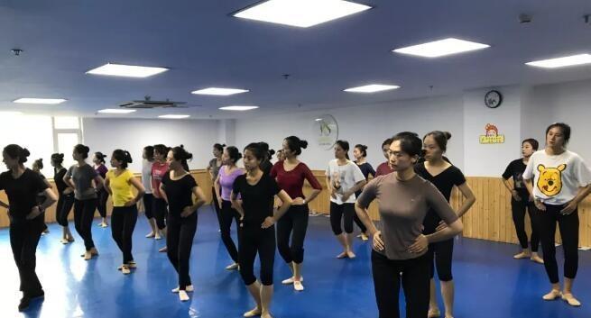 北京舞蹈学院中国舞蹈教师资格培训6级7级成功开设~